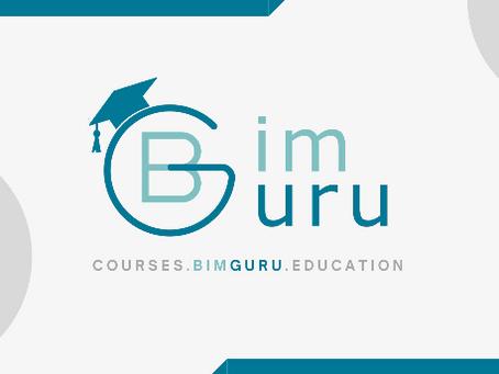 Announcing: courses.bimguru.education