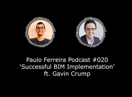Podcast: Successful BIM Implementation ft. Gavin Crump