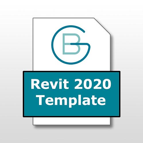 Revit 2020 Template (Architectural)