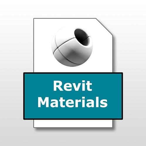 Revit Materials Library