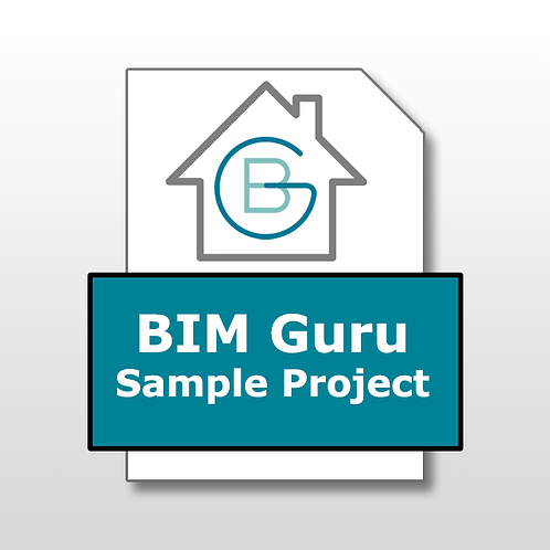 BIM Guru Sample Project