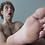 Thumbnail: Justin the Giant Watches TV Barefoot: Burping & Mouthplay