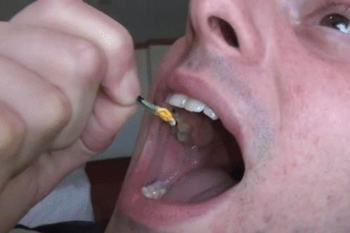 Zach Burps & Mouth Tortures Tiny Cousin