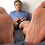Thumbnail: Dwayne's Double Foot Tease