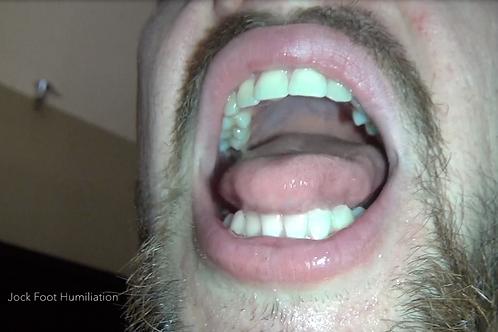 Hunter's Mouth & Tongue