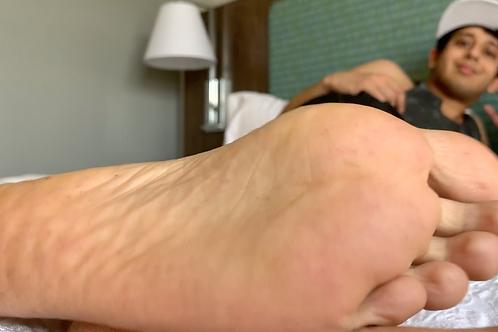 Worship Zain's Feet