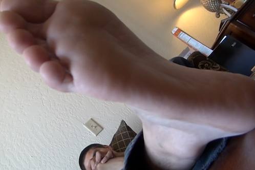 Evan 2: Big Smelly Barefeet
