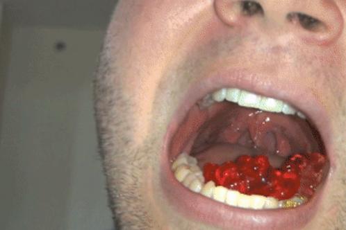 Cody Eats Helpless Gummy Bears