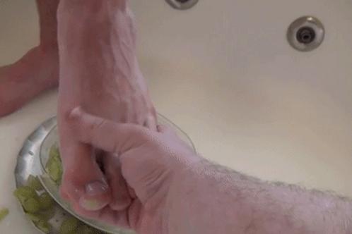 Becoming Kaden's Foot Slave