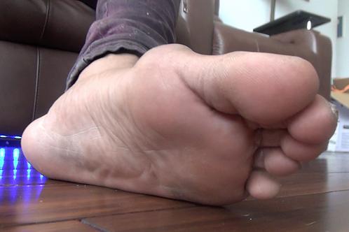 Worship Dwayne's Feet