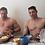 Thumbnail: 2 Hot Jocks Food Stuff & Belly Bloat