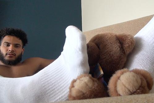 Pablo vs. Teddy: Stomping, Butt Crush, Armpit POV