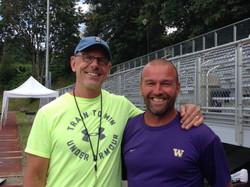 Coach Tim Reilly & Coach Pat Licari