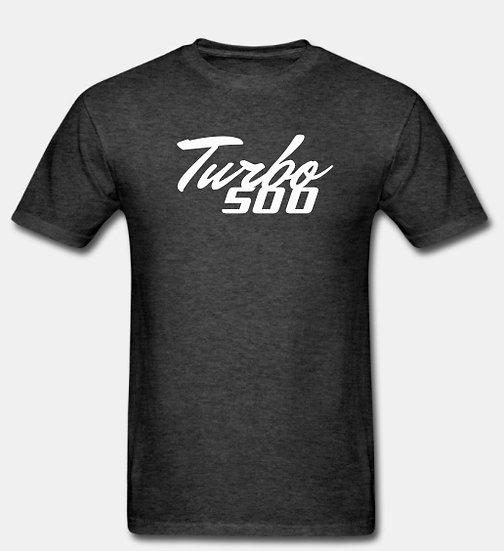 Turbo 500 heather black & white tornado