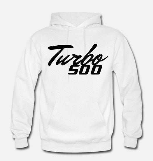 Turbo New Year black & white
