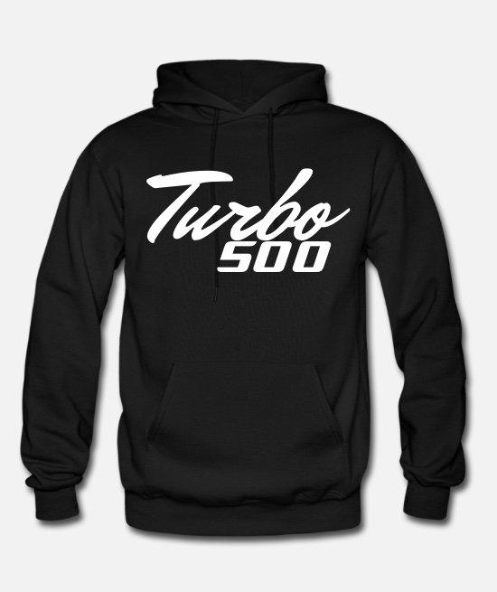 Turbo black & white