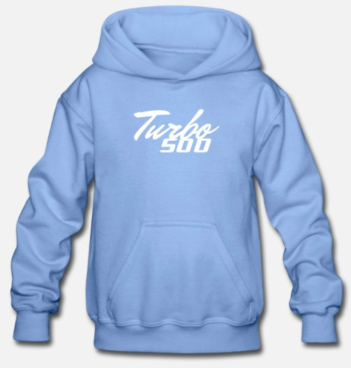 Turbo for kids sky blue