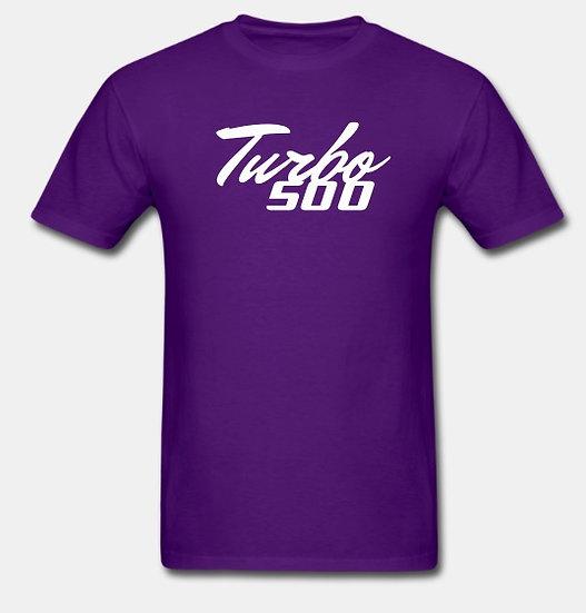 Turbo 500 purple & white tornado