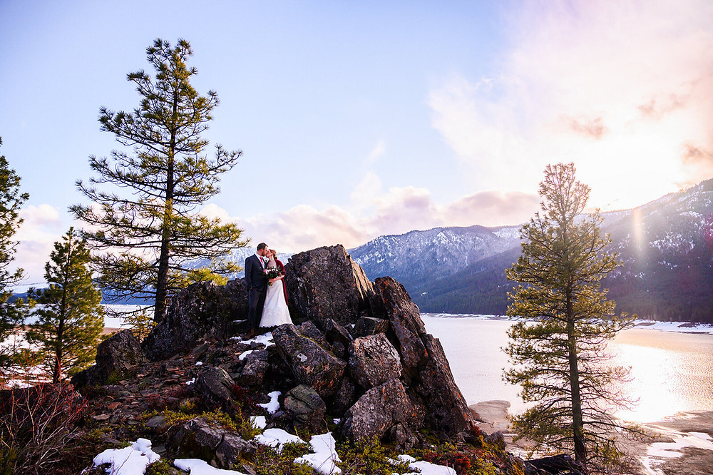 Destination Wedding Planning in Roslyn Washington