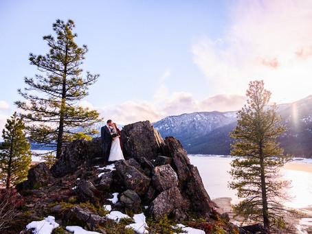 Destination Wedding Planning in Roslyn Washington