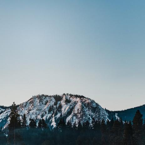 Central Cascade Mountains