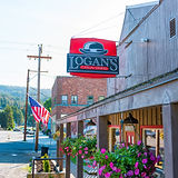 Logans  - it is a Roslyn restaurant walk