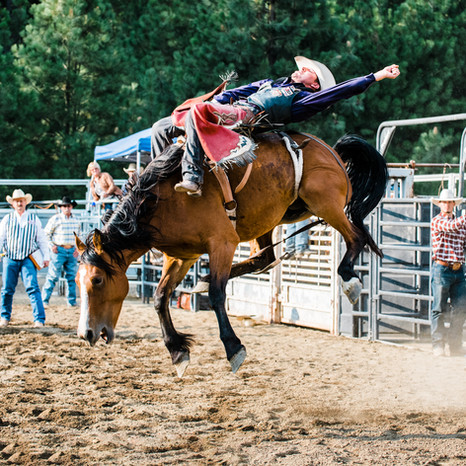 Cle Elum Roundup and Ellensburg Rodeo