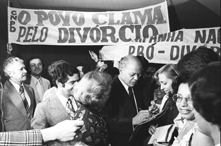 História do Divórcio no Brasil