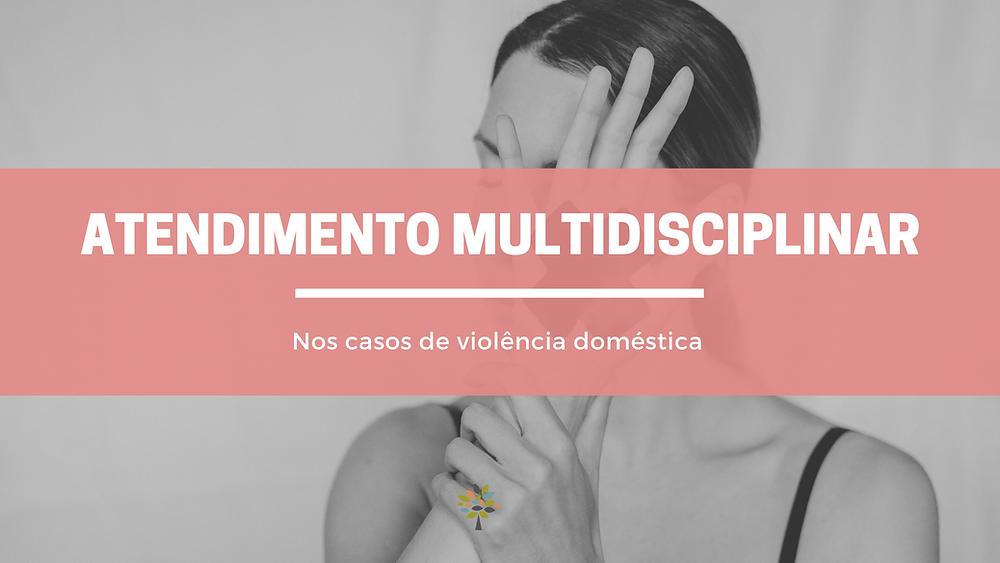 Atendimento multidisciplinar nos casos de violência doméstica
