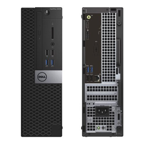 Dell Optiplex 3040 SFF | Core i5-6600T - 240 GB SSD - 8 GB - W10P