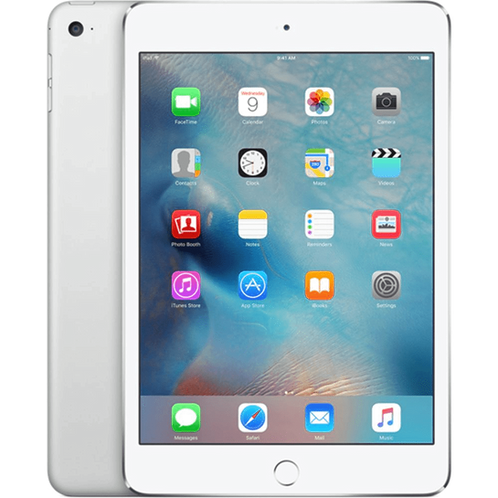 iPad Mini 4 64GB Silver