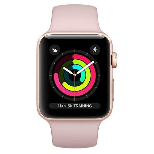 Apple Watch Series 3 (GPS) - 42 mm - Gold Aluminium