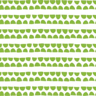 Green Border Stripe