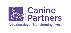 Canine Partners logo, one of the clients ASP Consulting work with.