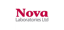 Nova Laboratories logo, one of the clients ASP Consulting work with.
