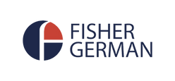 Fisher German logo, one of the clients ASP Consulting work with.