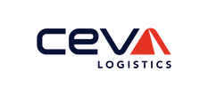 Ceva Logistics logo, one of the clients ASP Consulting work with.