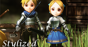 【Stylizedシリーズ】Swordmanアセット 販売開始!