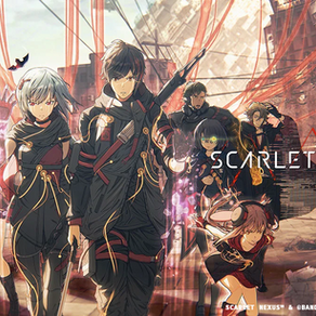 SCARLET NEXUSの開発協力をさせていただきました!