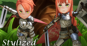 【Stylizedシリーズ】Knightアセット販売開始!