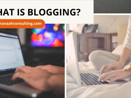 What is the importance of blogging for business?