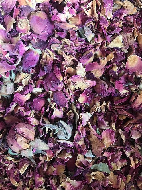 Reiki Rose Bath Tea
