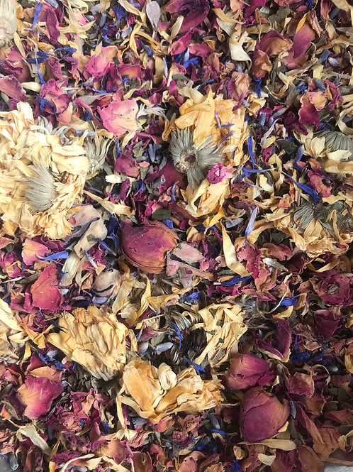 Reiki Flower Power Bath Tea