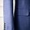 Thumbnail: RTW Ocean Check Blue Blazer