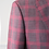Thumbnail: RTW Red-Brown Windowpane Blazer