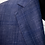 Thumbnail: RTW Blue Windowpane Blazer