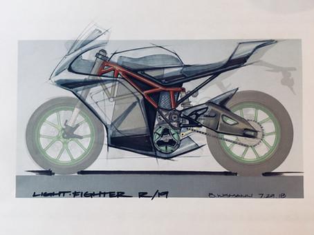 Designing the Lightfighter (v1)