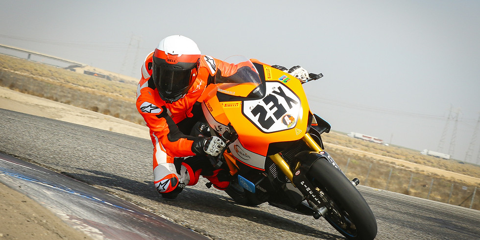 Buttonwillow Trackday Test