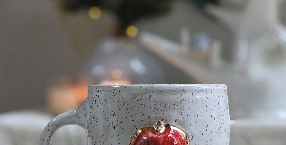 Golden Apple Mug