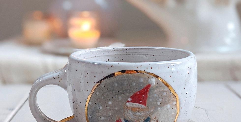 Powder Gnome Cappuccino Set